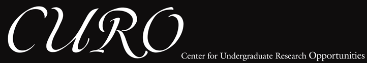 CURO - Center for Undergraduate Research Opportunities at The University of Georgia - Honors Program